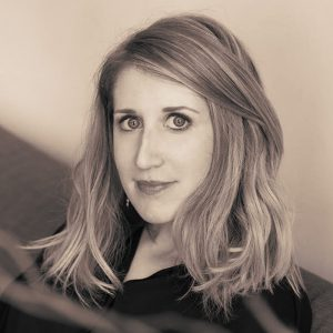 Samantha Bailly, présidente