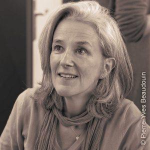 Tatiana de Rosnay, présidente d'honneur