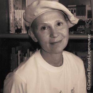 Marie-Aude Murail, présidente d'honneur