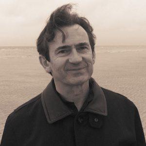 Benoît Peeters, vice président